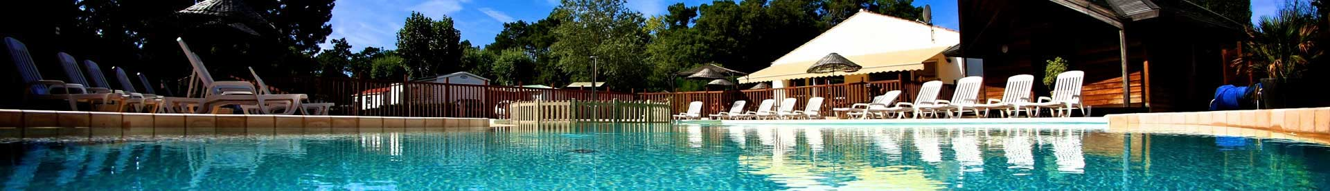 Camping Fromentine avec piscine chauffée