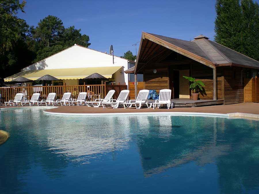 Camping Piscine Chauffe Fromentine Noirmoutier