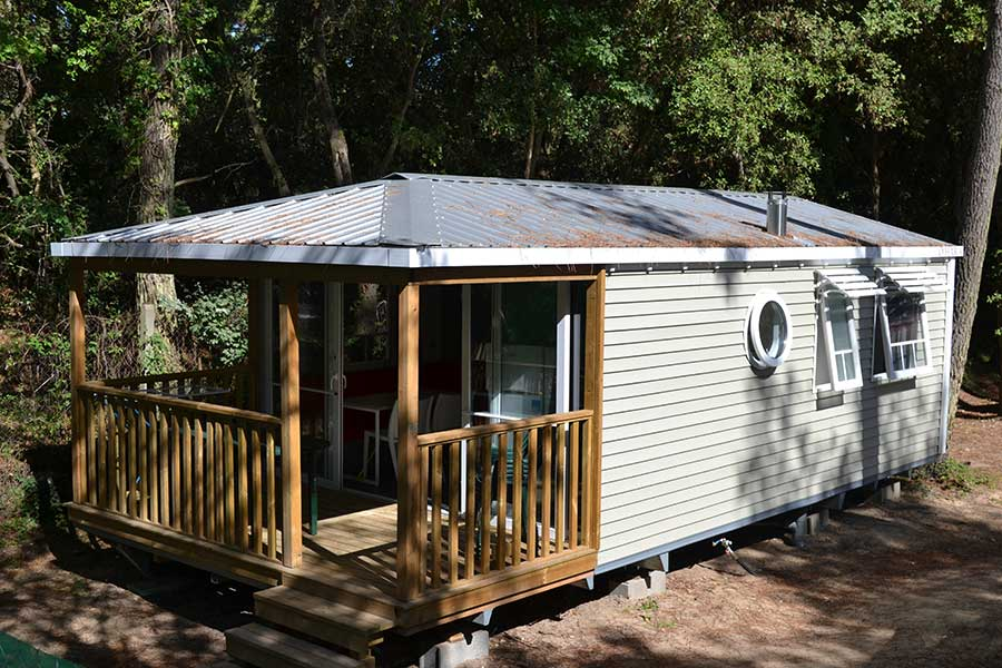 Mobile home 2 bedrooms